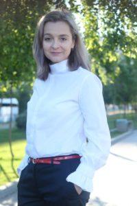Сафонова Алена бизнес-аналитик